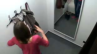 Changing room, Flash, Cabin, Voyeur, Flashing, Changing