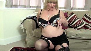 Granny masturbating, Mature, Granny, British mature, Show, Granny masturbation