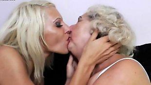 Granny lesbian, Old, Fat mature, Fat lesbian, Girls, Mature lesbian