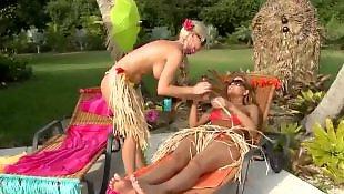 Lesbian bikini, Masturbation together, Isis taylor, Lesbian asslick, Lesbian asslicking, Asslick lesbian