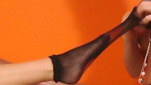 Lesbian foot