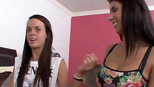 Threesome lesbian, Lesbian hot, Hot lesbian, Lesbian threesome