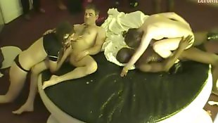Swingers, Hidden, Cam, French, Hidden cam