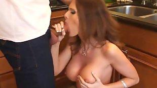Danny d, Cum in mouth, Cum on pussy, Cum on body
