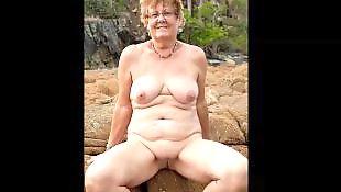 Mature, Granny, Old, Old granny, Amateur mature, Mom