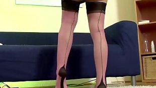 British, Milf stockings, British milf, Milf stocking, Stocking lesbian, Stocking lesbians