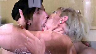 Stare z młodymi, Mlode lesbijki amatorki, Babcie lesbi