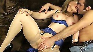 Nina hartley, Mature, Mature wife