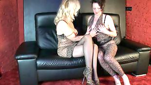 Lesbians stockings, Milf lesbian, Lesbians, Lesbian, Stockings, Milf stockings