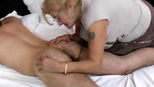 big tit blonde interracial