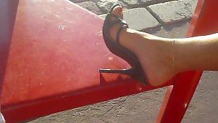Ступни, каблуки