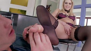 Nylons, Toe sucking, Nylon foot, Nylon, Lucky guy