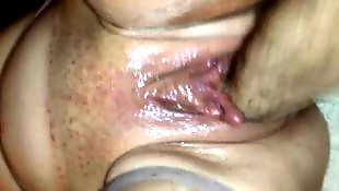 Fist, Fisting, Gaping, Squirting, German squirt, Dildo squirt