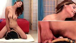 Talon haut poil masturbe, Orgasme insertion, Oeil orgasm, Jasmine x, Brune masturbing
