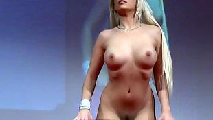 Public masturbation, Strippers, Stripper