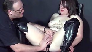 Slave, Bbw pussy, Punishment, Punish