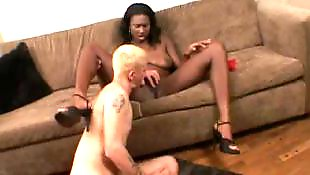 Ebony blowjob, Big tits, Ebony milf, Ebony big tits, Ebony facial