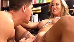 Mature, Hand job, Teacher, Young stockings, Brandi love, Brandy love