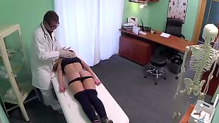 Doctor, Voyeur, Amateur, Seducing, Seduce, Fakehospital