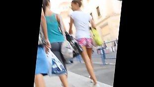 Leggings, Voyeur, Legs, Leg