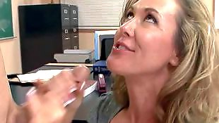 Mature, From behind, Brandi love, Brandy love, Naughty america