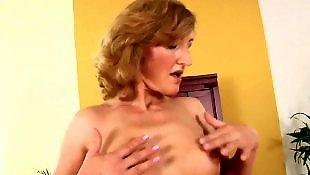Granny masturbating, Mature masturbation, Granny, Nipples, Mature small tits, Old granny