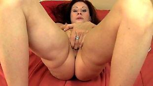 Big pussy masturb