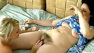Milf lesbian, Busty lesbians, Young busty, Reluctant