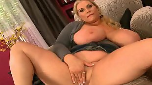 Milf, Big boobs, Chubby blonde, Big, Blonde, Boobs