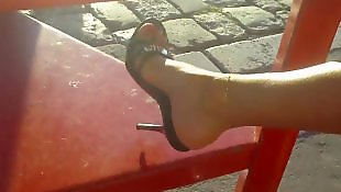 Heels, Heels fetish, Feet
