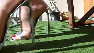 Heels, Sexy feet