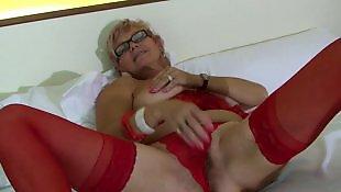 Granny masturbating, Granny, Granny masturbation, Mature, Milf fingering, Mature masturbation