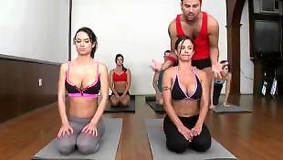 Mature blowjob, Gym, Franceska jaimes, Doggystyle, India summer, Franceska