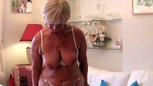 Granny, Old granny, Mature fuck, Tit fuck, Grandma, Bbw granny