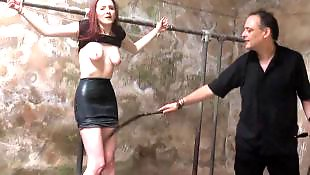 Slave, Whipping, Spanking, Outdoor, Spank, Whip