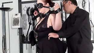 Slave, Whipping, Blindfolded, Spanking, Whip