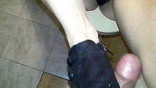 鸡巴脚, 鞋足, 业余恋足