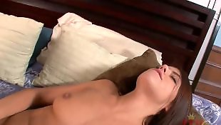Long hair, Strip, Orgasm, Masturbation orgasm, Vibrator, Vibrator orgasm