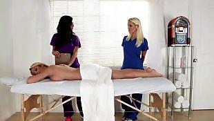 Massage, Milf lesbian, Lesbian, Asian massage, Threesome lesbian, Lesbians