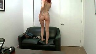 Casting, Strip, Ginger