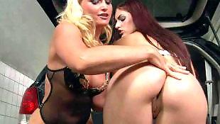 lesbiyanki-drochat-v-plate