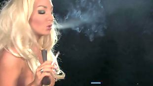 Smoking, Hot solo, Blonde solo, Solo babes, Solo blonde, Solo blond