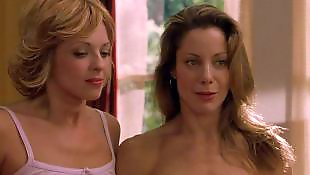 Lesbians, Lesbian tits, Voyeur, Nude, Close up, Lisa