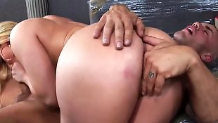 Aj applegate, Ass masturbation, Big tits riding, Big ass riding