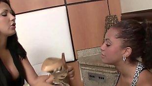 Interracial lesbian, Feet, Lesbian foot, Lesbian interracial, Brazilian, Lesbian feet