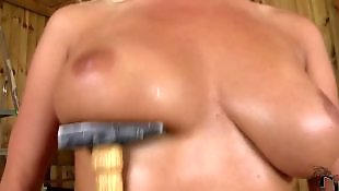 Big tits solo, Sauna, Solo lingerie, Boots solo, Sweat, Pussy close up