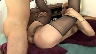 Granny anal, Granny, Ass lick, Anal granny, Hairy hardcore, Hairy ass