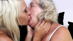 Granny lesbian, Old, Fat mature, Fat lesbian, Girls, Fat granny