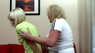Granny lesbian, Mature lesbian, Granny, Young lesbians, Mature, Lesbian granny