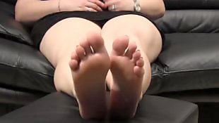 Chubby, Foot fetish, Barefoot, Amateur, Bbw, Foot